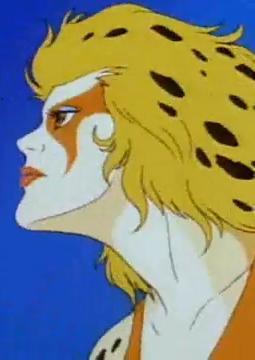 Thunder Cats Cheetara on Dessa Vez Adaptaremos A Veloz Cheetara  Essa Thundercat    Baseada Em