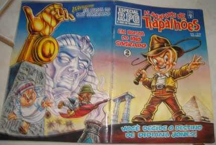 Rpg(Role Playing Game ) Trapalhoes